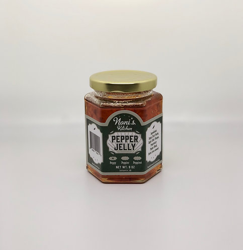Peppy Pepper Jelly (9OZ)