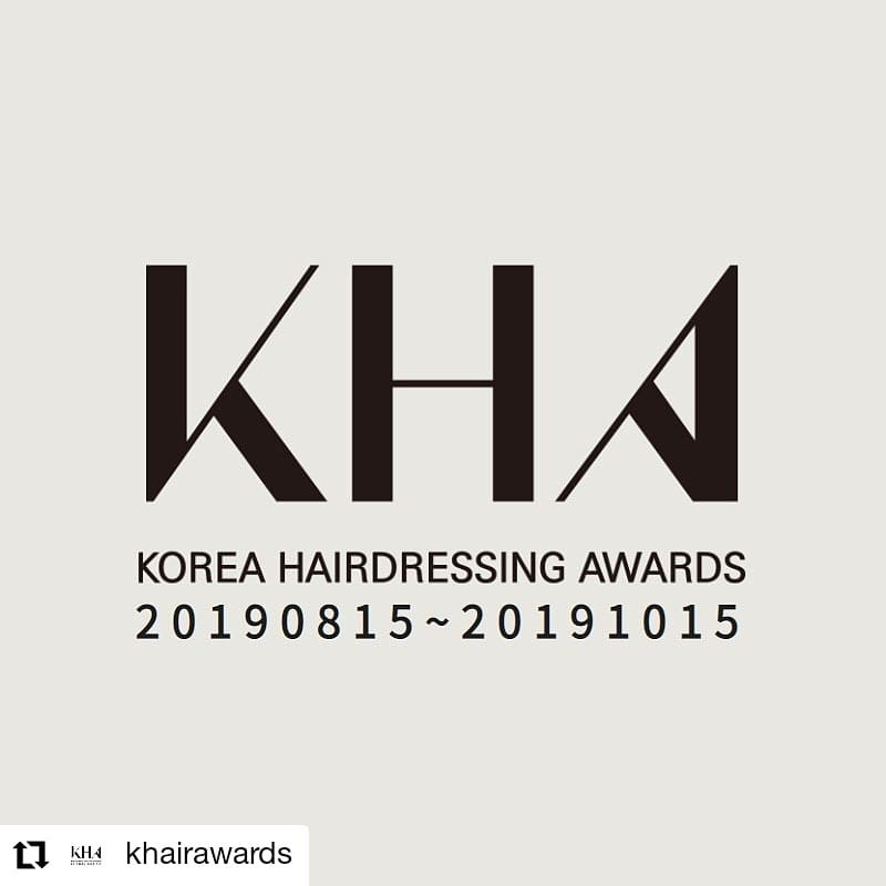 Korea Hairdressing Awards 2019