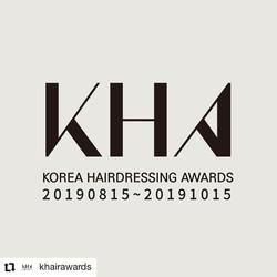 Korea Hairdressing Awards 2019