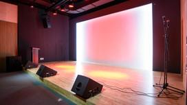 아트홀 무대 7.2x3.9m