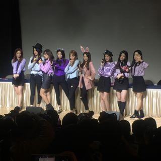 걸그룹 구구단 팬사인회
