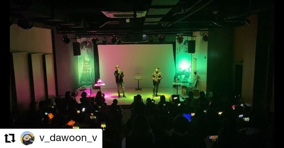 가수 디셈버 10주년 팬미팅