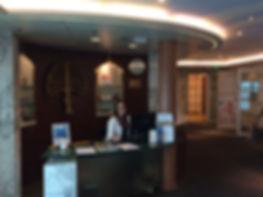 豪華客船、鍼灸、鍼灸師、鍼灸治療