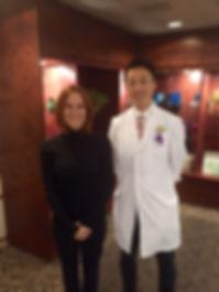 豪華客船鍼灸師、鍼灸、鍼灸治療