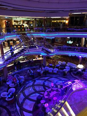 豪華客船、鍼灸師、カリブ海、熊本市