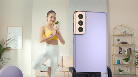 Get Active with Galaxy