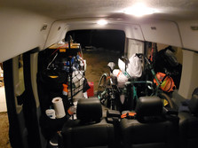 Cramming into the CRAAM Van