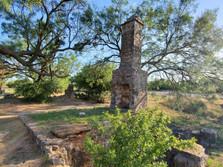Ruins near Paris, TX
