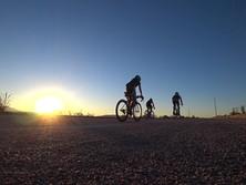 California Desert Sunrise