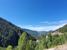 From Wolf Creek Pass