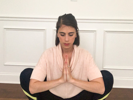 Five Poses Your Pelvic Floor Will Love