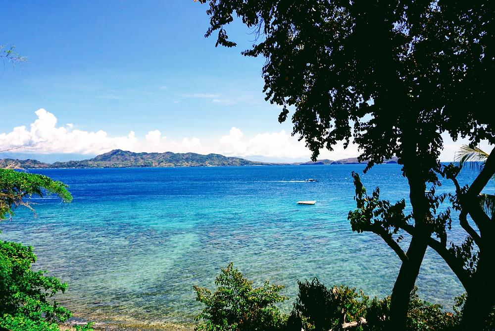 Aguiventures Sea and Beach Shot of Anilao Batangas