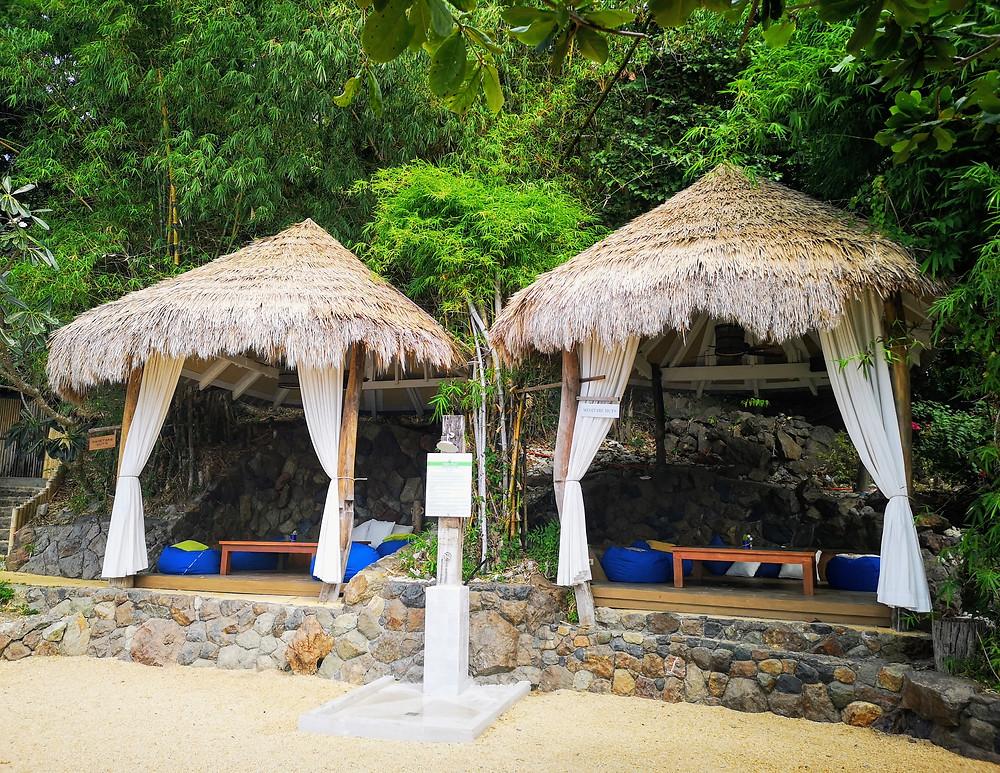Meditare Huts at Vivere Azure