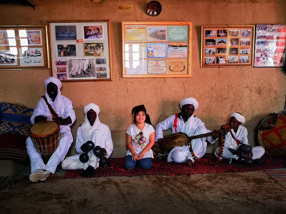 Meeting the Gnawa People of North Africa