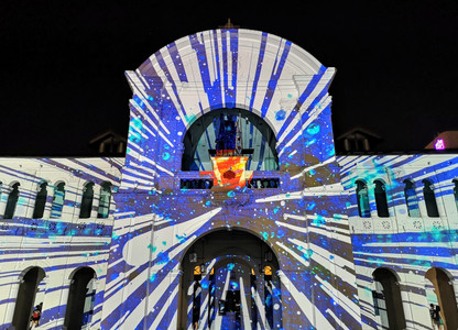 Singapore Museum at Singapore Night Festival