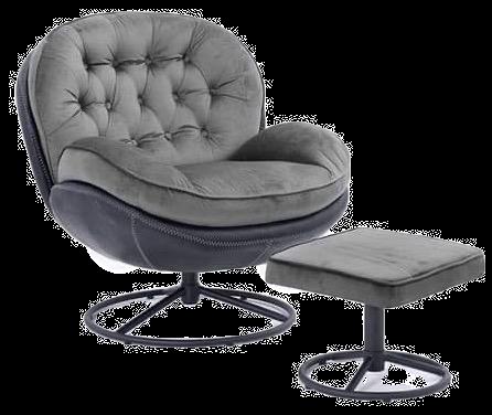 Fotel obrotowy Zora
