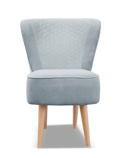 Krzesło Louis welwet plusz