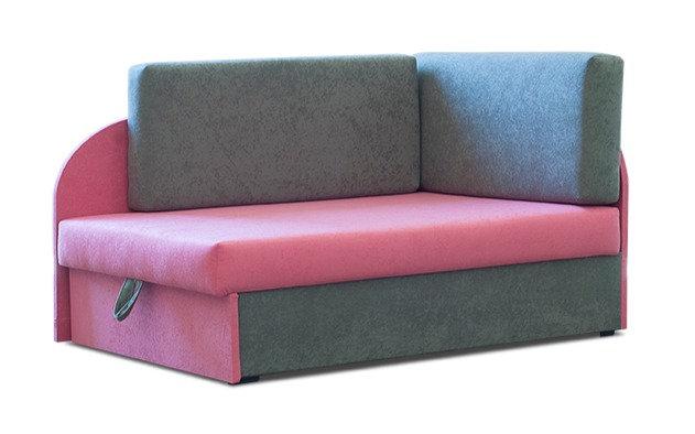 Kubuś Pink-Gray
