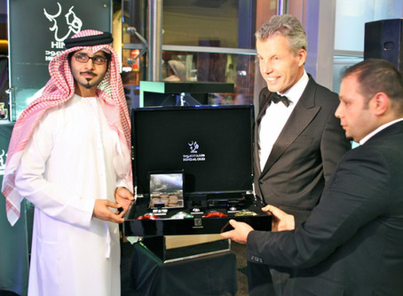 Hind Al Oud Bespoke in Collaboration with Rolls Royce
