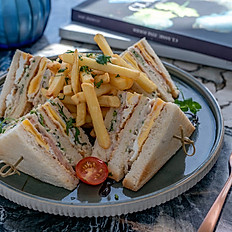 Dates Club Sandwich