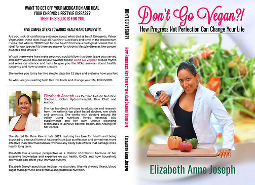 Don't Go Vegan Full book cover