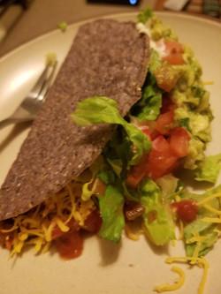 Vegan Ground Beef Taco