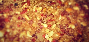 Raw Vegan Spicy Granola