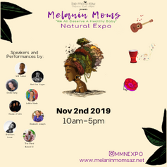 Melanin Moms Natural Expo 2019