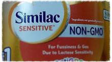Non GMO formula...I think.