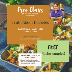 Truth About Diabetes (blood sugar class)