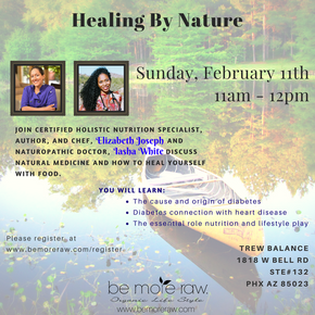 Healing By Nature