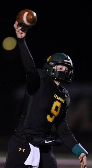 Deep Dish Football GOTW Player Spotlight: GBN QB/ATH Avery Burow Talks Upcoming Game & Recruiting