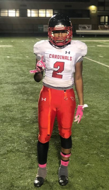 Meet Eisenhower Athlete Keylan Sanders Class Of 2022 - Name To Watch