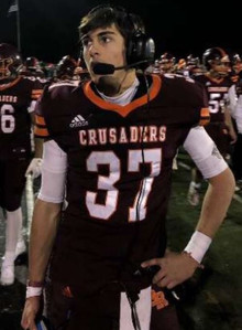 Talking With Brother Rice QB Jack Lausch Class Of 2022- Name You Must Know