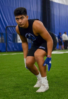 Chatting With Riverside Brookfield Linebacker Jordan  Medrano Class Of 2021 - Name To Watch