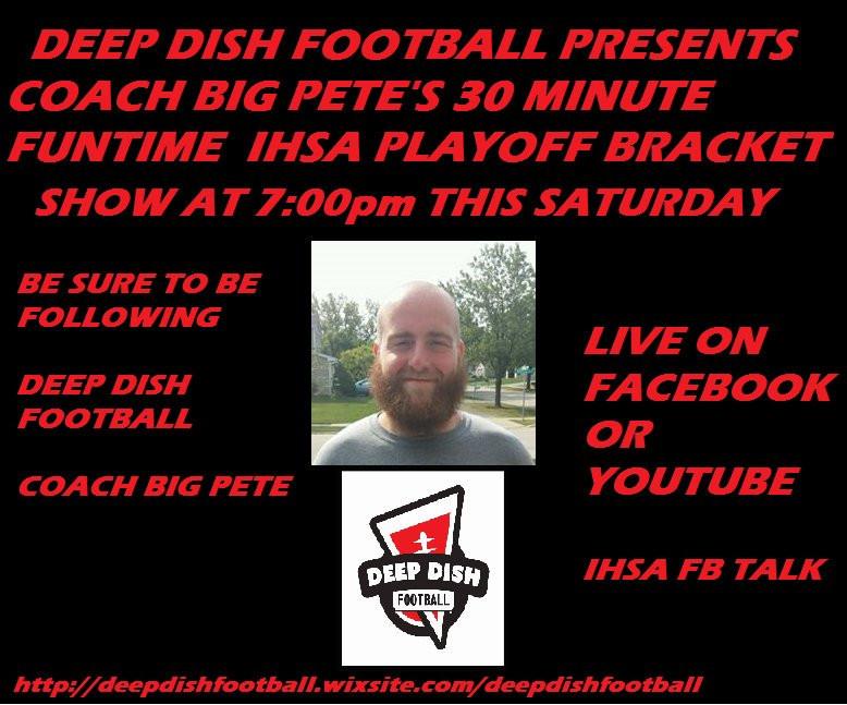 Tonight Coach Big Pete Live