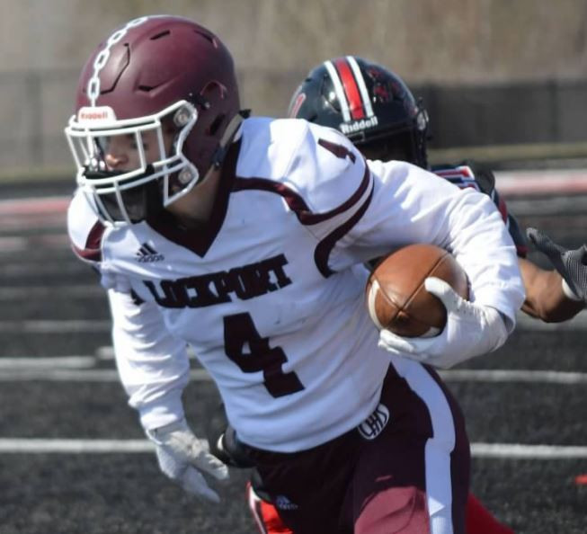Chatting With 6'4 Lockport WR Ryan Little Class Of 2022