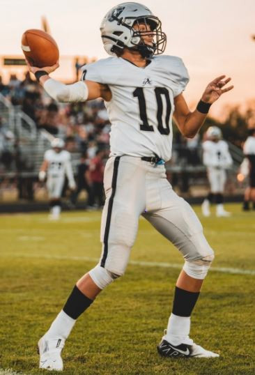 Chatting With Top QB Recruit Kaneland's Troyer Carlson Class Of 2024 - Name You Must Know