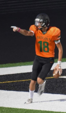 Talking With Plainfield East WR Connor Bright Class Of 2021- Name To Watch