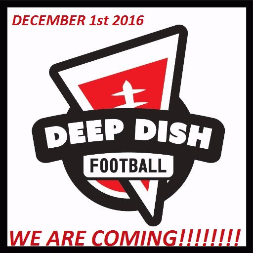 Deep Dish Football will be re-launching December 1st with New Stories ETC