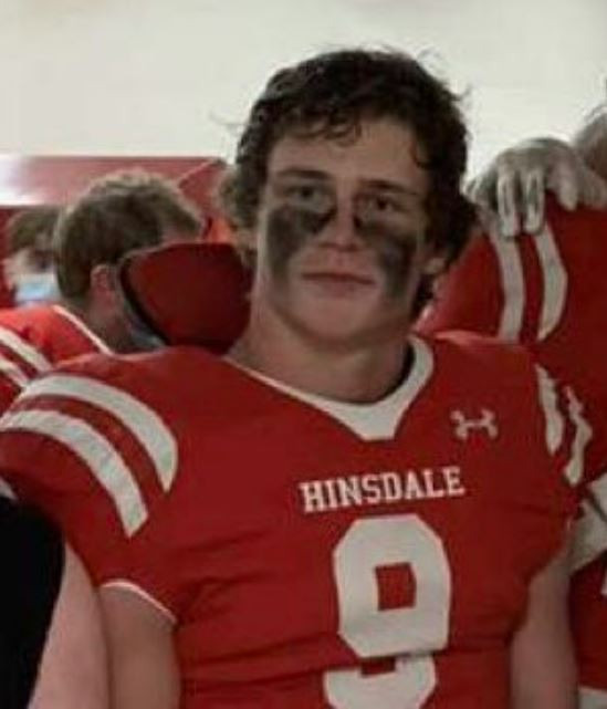Talking With Hinsdale Central Linebacker JT Pyle Class Of 2022 - Name You Need To Know