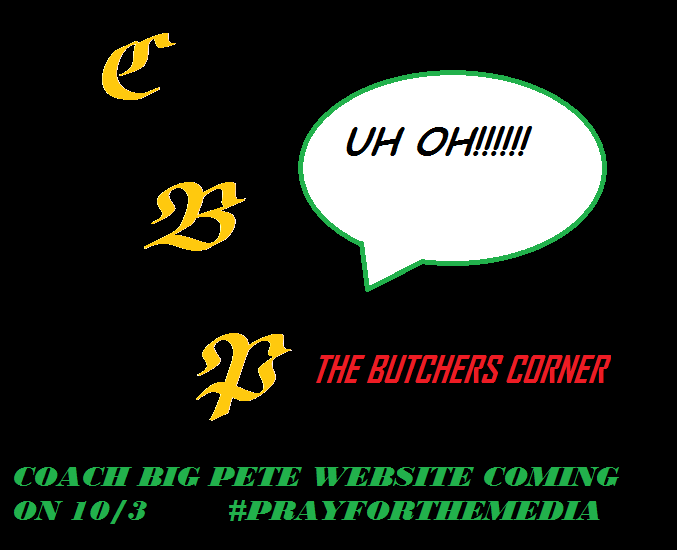 COACH BIG PETE WEBSITE COMING THIS MONDAY