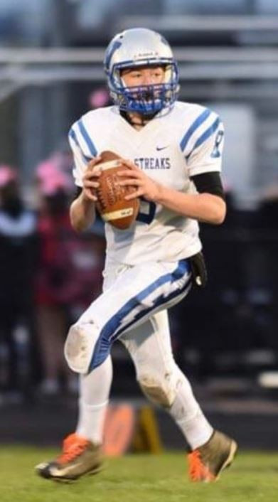 Talking With Woodstock QB Liam Mickle Class Of 2022