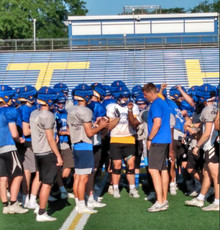 Deep Dish Football Tour 2021: Stop #8 Lyons Township - Lions Ready To Roll