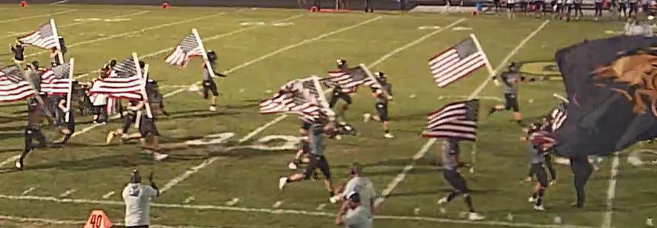 Deep Dish Football GOTW Reed-Custer 42 Lisle 14 Final Score - Comets Cruise To 3-0