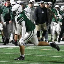 Talking With Top Tight End Recruit New Trier 6'5 Finn Cohan Class Of 2022 - Name You Must Know