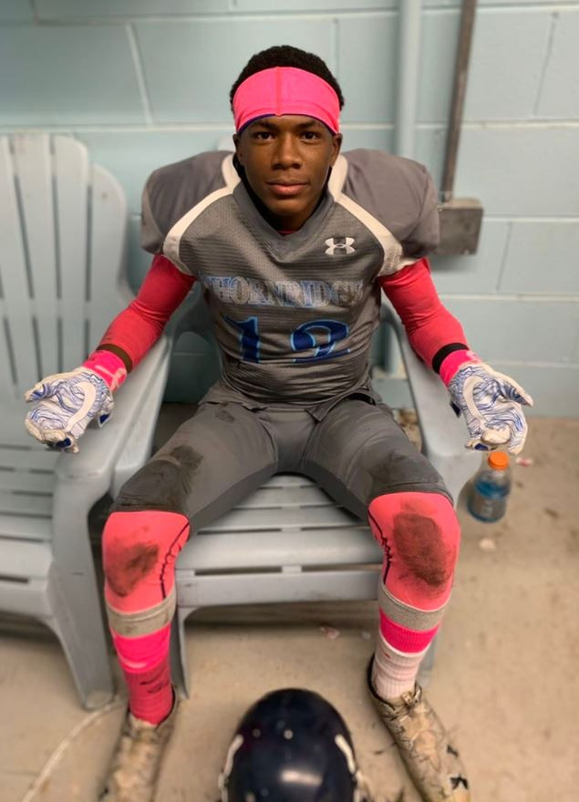 Talking With Thornridge DB Class Of 2021 David Doss - Name To Watch