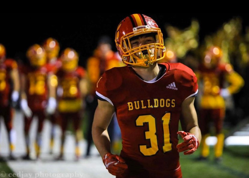 Meet Batavia Linebacker Drew Bartels Class Of 2022- Name You Need To Know