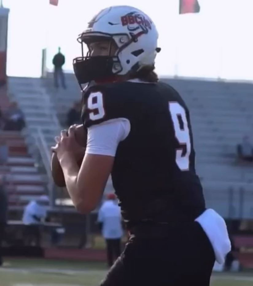 Chatting With Bradley-Bourbonnais QB Caige Williams Class Of 2022 - Name You Must Know