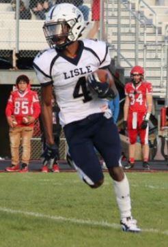 Deep Dish Football GOTW Player Spotlight: Conversation With Lisle Athlete Gabe Quinones Class Of 22'